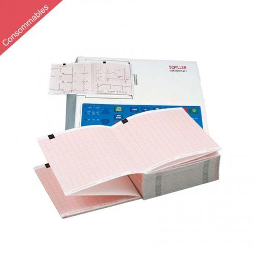 Papier pour ECG Schiller Cardiovit AT-1