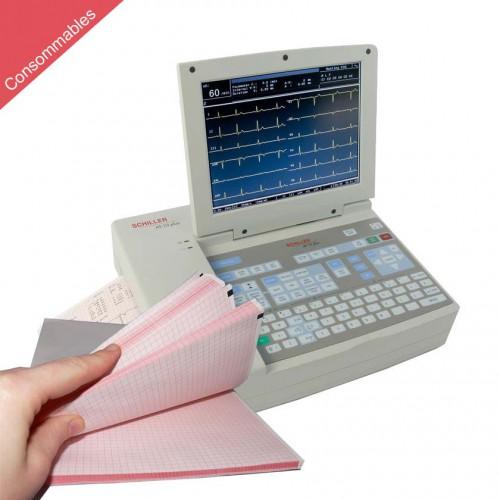 Papier pour ECG Cardiovit AT-10, AT-10 plus et SP-10
