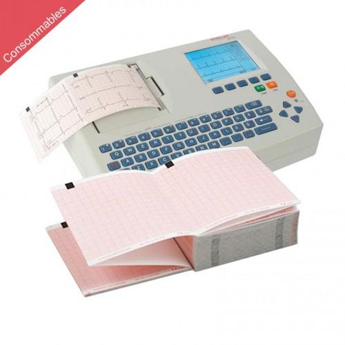 Papier pour ECG Schiller Cardiovit AT-101