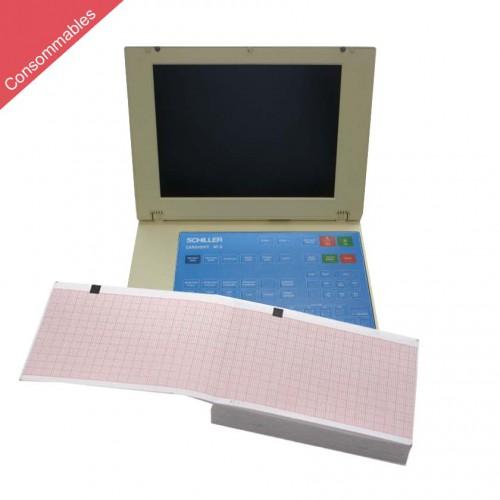 Papier pour ECG Cardiovit AT-3, AT-3/1 et ARGUS TM-7