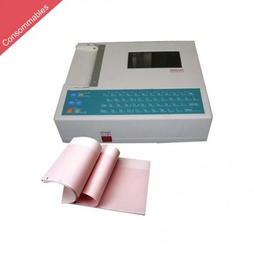 Papier pour ECG Schiller Cardiovit AT-6 et Spirovit SP-200