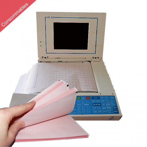 Papier pour ECG Schiller Cardiovit AT-60 et CS-100