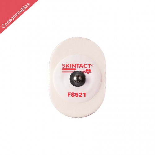 Electrode de diagnostic ECG Skintact FS-251