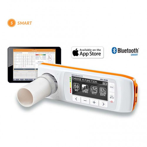 Spiromètre MIR Spirobank II Smart