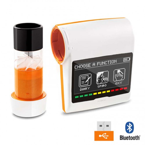 Spiromètre MIR Spirotel