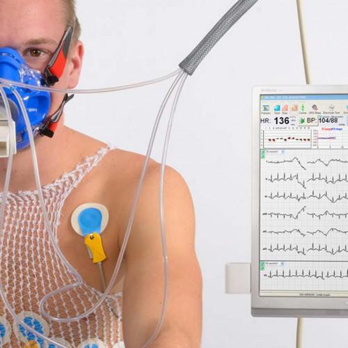 ECG Schiller Cardiovit CS-200 ergospirométrie