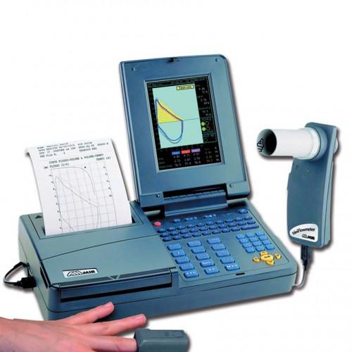 Spiromètre MIR Spirolab III avec le capteur d'Oxymétrie