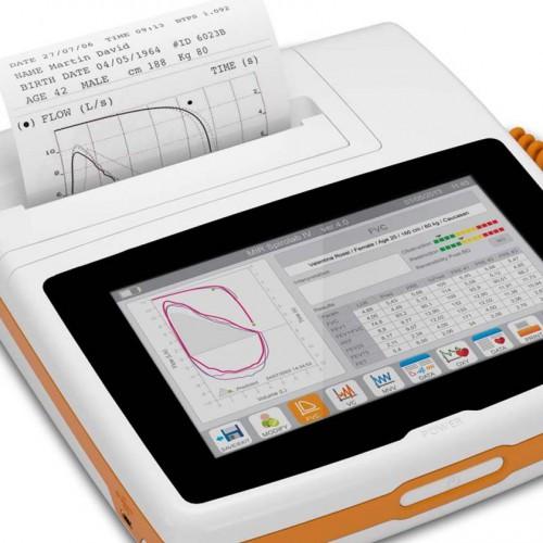 Spiromètre MIR Spirolab New avec le capteur d'Oxymétrie