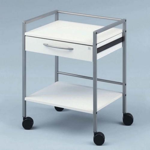 Chariot médi-net 1 tiroir