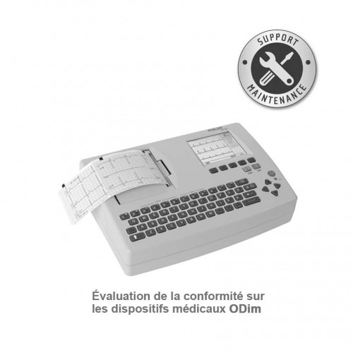 ODim contrôle technique dispositifs ECG